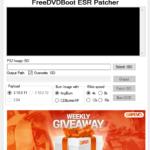 PS2 FreeDVDBoot ESR Patcher