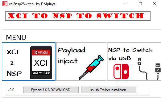 Switch Xci To Nsp